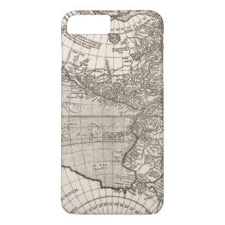 America sive India Novam, 1609 iPhone 7 Plus Case
