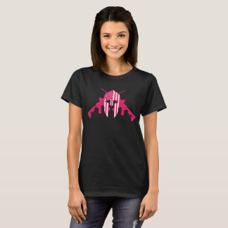 America Spartan Pink T-Shirt