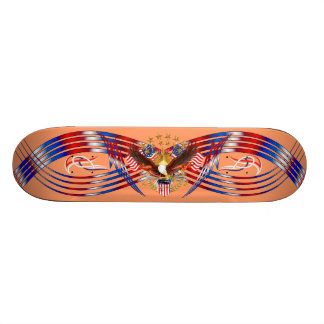 America Spirit Is Not Forgotten Please See Notes Skate Board Deck