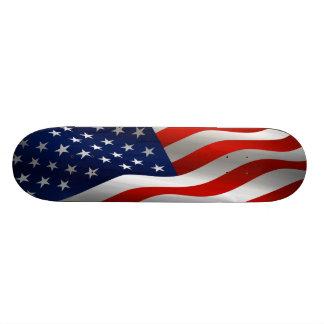 America Spirit Is Not Forgotten Skateboard 4