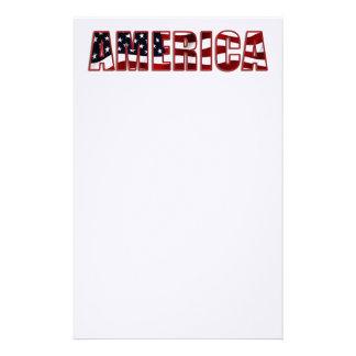 America Stationery