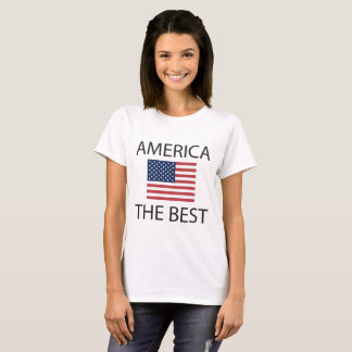 America The Best T-Shirt
