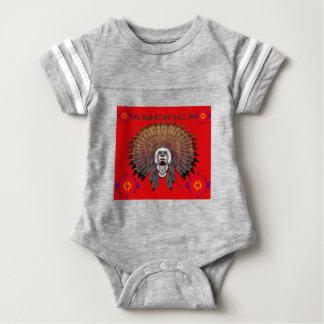 America to bear phase bears baby bodysuit