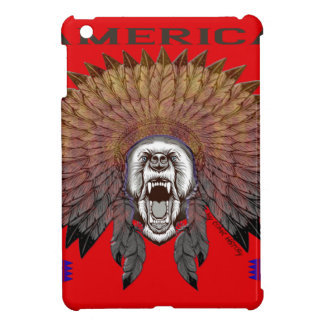 America to bear phase bears cover for the iPad mini