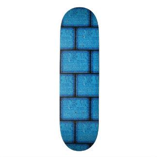America Typographic Blueprint 19.7 Cm Skateboard Deck