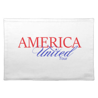 America United Gear Placemat
