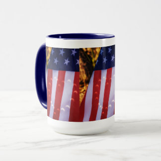 America United to see the Eclipse August 21 2017 Mug