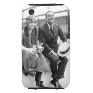 American Actors Early 1920s IPhone Case iPhone 3 Tough Case