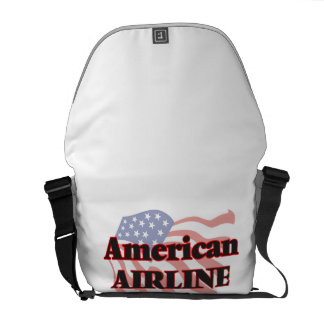 American Airline Pilot Courier Bags