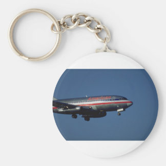 American Airlines 737 Key Chain