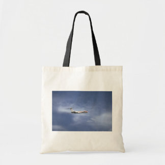 American Airlines airliner Canvas Bags