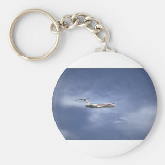 American Airlines airliner Key Chains