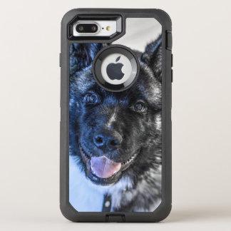 American Akita OtterBox Defender iPhone 8 Plus/7 Plus Case