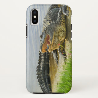American Alligator iPhone X Case