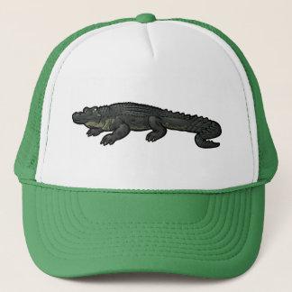 American Alligator Trucker Hat