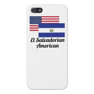 American And El Salvadorian Flag iPhone 5 Case