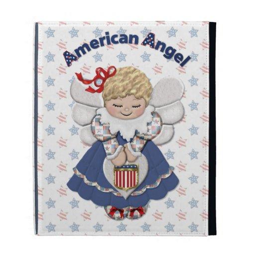 American Angel iPad Folio Covers