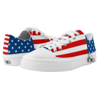 American Anthem Flag Low Tops