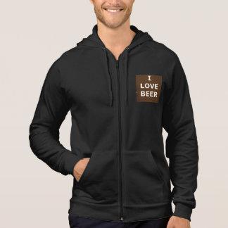 American Apparel California Fleece Zip Hoodie