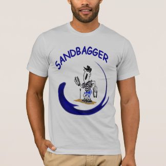 American Apparel HorseShoes Sand Bagger Tee
