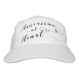 American At Heart Cap Hat, USA