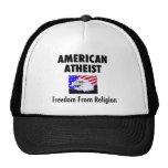 American Atheist Mesh Hats