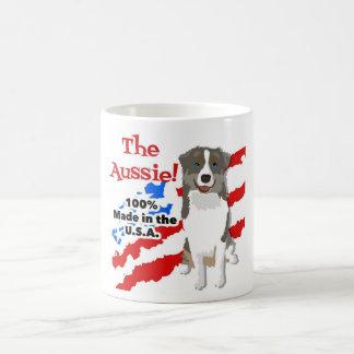 American Aussie Coffee Mug
