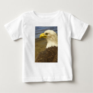 American Bald Eagle Baby T-Shirt