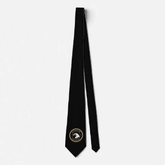 American Bald Eagle Custom Rope Shield Tie