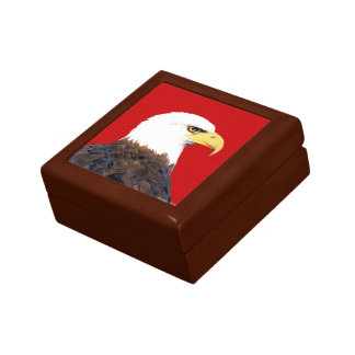 """American Bald Eagle"" Gift Box"