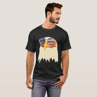American Bald Eagle Independence Day Tee