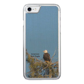 American Bald Eagle iPhone 6 Carved iPhone 8/7 Case