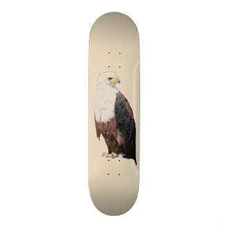 American Bald Eagle Skateboard Deck