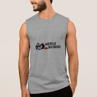 """American Beatboxer"" Sleeveless Shirt"