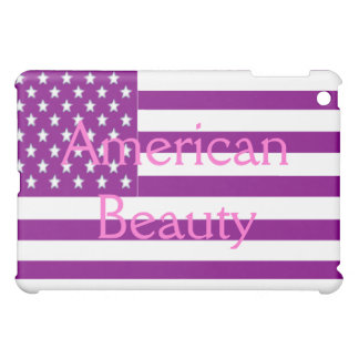 American Beauty Case For The iPad Mini