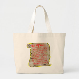 American Bill Of Rights Tote Bag
