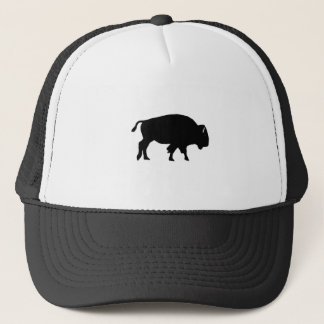 American Bison Icon Trucker Hat