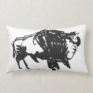 American Bison Lumbar Cushion