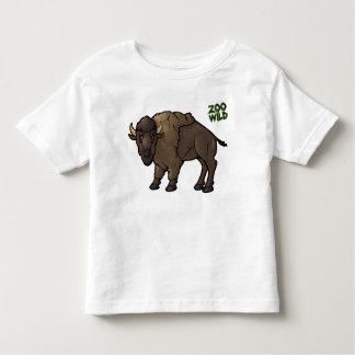 American Bison Toddler T-Shirt