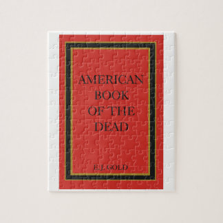 American Book of the Dead Puzzle