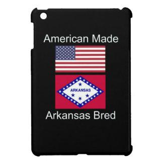 """American Born..Arkansas Bred"" Flag Design Case For The iPad Mini"