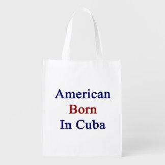 American Born In Cuba Market Tote
