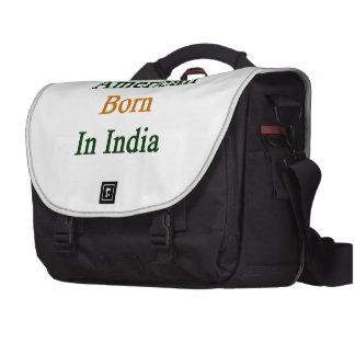 American Born In India Commuter Bag