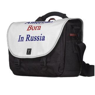 American Born In Russia Laptop Bag
