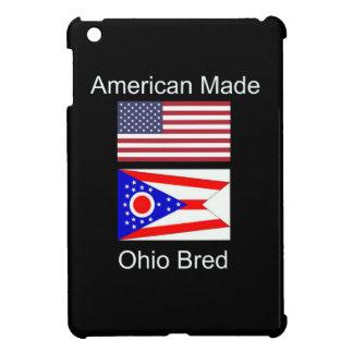 """""""American Born..Ohio Bred"""" Flags and Patriotism iPad Mini Cases"""
