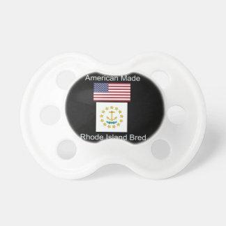 """""""American Born..Rhode Island Bred"""" Flag Design Dummy"""