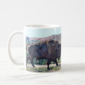 American Buffalo Bison Coffee Mug