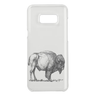 American Buffalo Bison Uncommon Samsung Galaxy S8 Plus Case