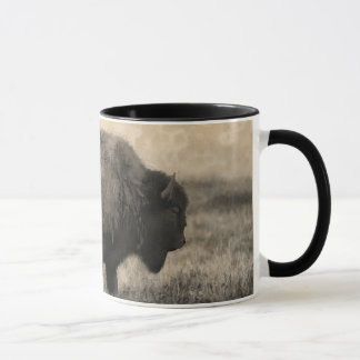 American Buffalo  -  Plains Bison Mug