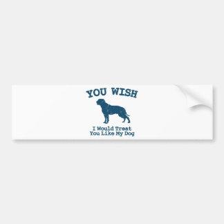American Bulldog Bumper Stickers